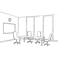 meeting or consultation room