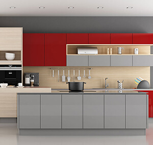 Home Modular Kitchens