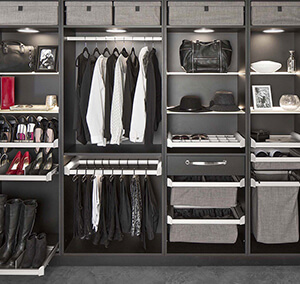 Home Modular Wardrobes