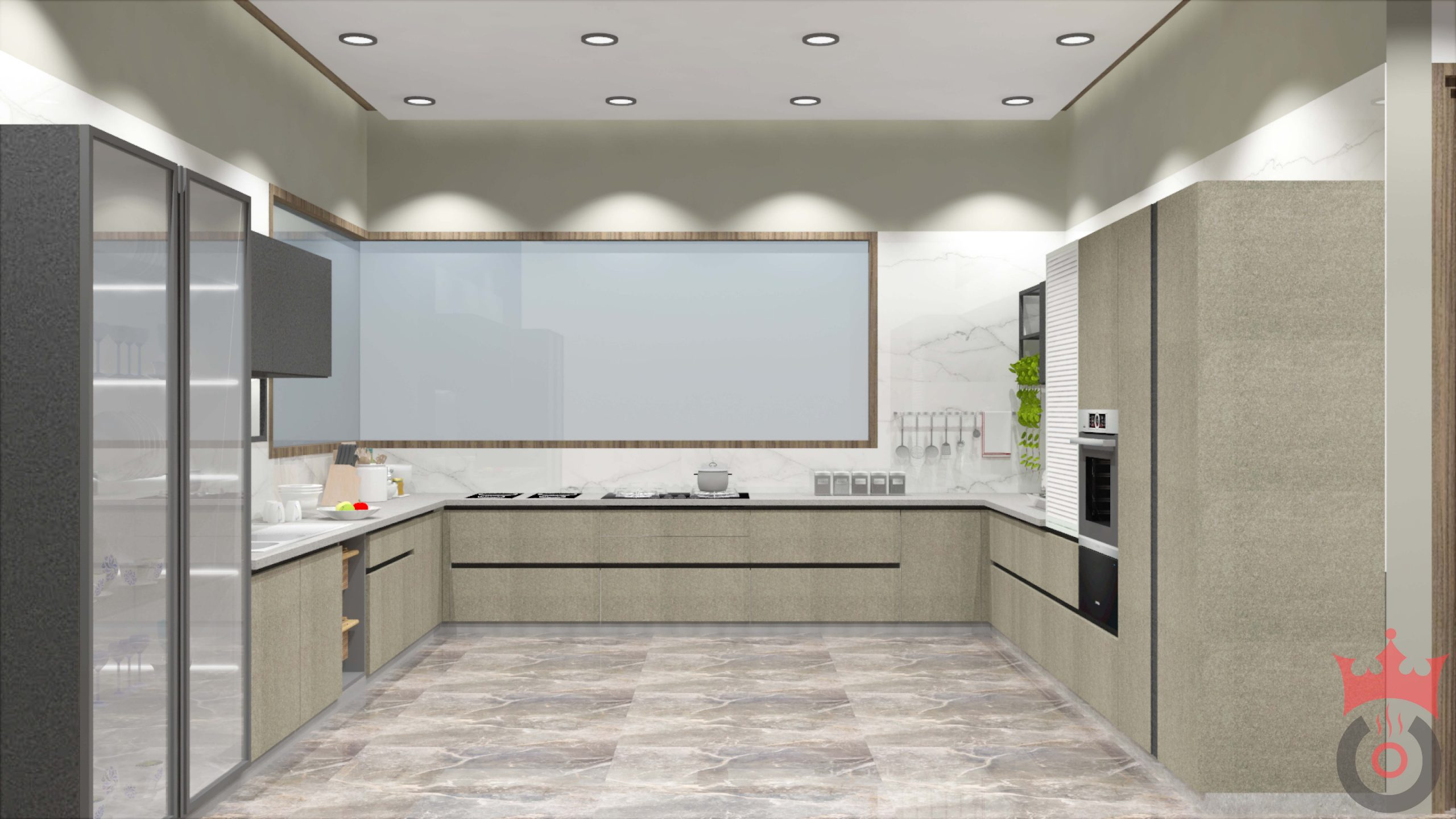 Concord Matt - Modular Kitchens