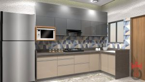 Silver Gray-1-Coronet Kitchens
