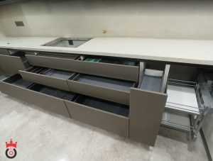 Silvia_2 - Modular Kitchens
